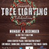 Community Tree Lighting Celebration