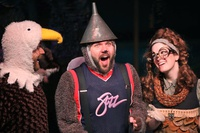 Wing It Gets Greasy - Interactive Theatre Experience for Kids