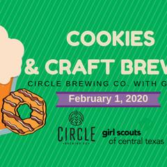 Cookies & Craft Brews