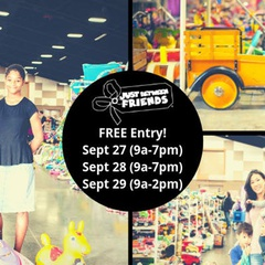 FREE Admission | JBF San Mateo/Bay Area Kids' Sale, Fall 2019