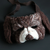 When Needle Felting meets Mask-Making with Emma Knox