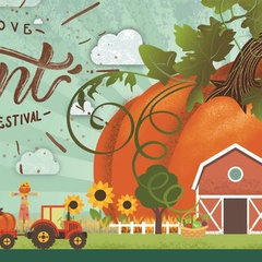 Single Mom Strong is headed to the Elk Grove Giant Pumpkin Festival!