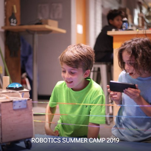 Summer Camp: Robotics