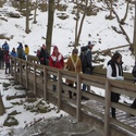 New Year's Day Hikes at DVCA