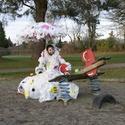 ArtStarts Explores - Possibilities with Plastic
