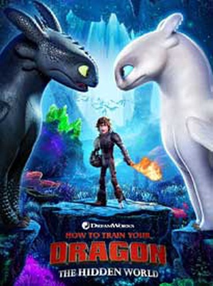 Drive-In Movie at America's Car Museum: How to Train Your Dragon 3
