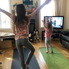 Virtual Kids Yoga Classes