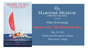 Film Screening: Manry at Sea