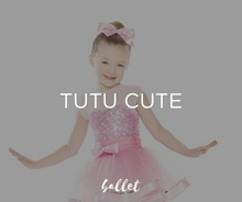 TuTu Cute Dance Classes - 7 weeks for $77