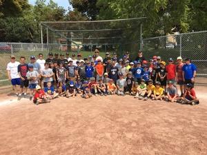 Baseball & Multi-Sport Summer Camps at Memorial Park (Forest Hill)