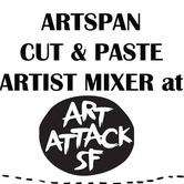Artist Mixer: Cut & Paste Community Collage