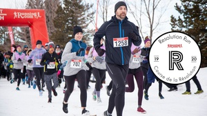 35th Annual Resolution Run - Regina