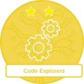 Code Explorers (ages 8-12)