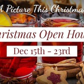 Christmas Open House - A Picture This Christmas