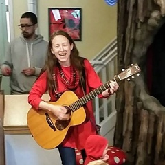 Free Singalong at the Library!