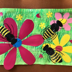 Randall Museum's BUG PARTY ONLINE