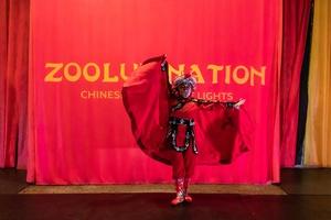 Chinese New Year Celebration at Zoolumination