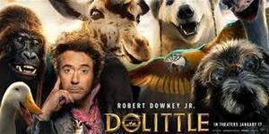 Night At The Movies: Doolittle
