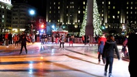 Holiday Skate On The Square