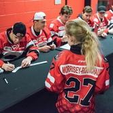 Ottawa 67's Autograph Session