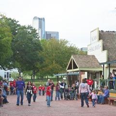 Cedars Open Studios: a FREE day at Dallas Heritage Village
