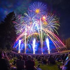 Summer Firework Saturdays