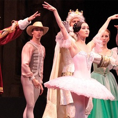 Russian National Ballet's Sleeping Beauty