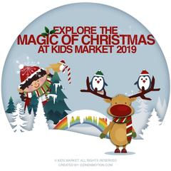 Visit with Santa at the Kids Market