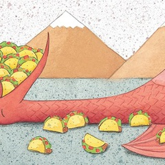 Dragons Love Tacos & other Storybooks