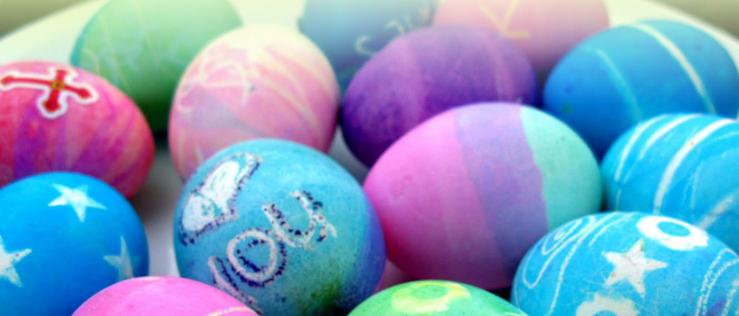 Easter Egg Decorating Ideas Tips Tricks