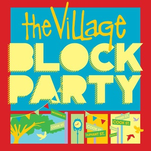 Cook Street Village Block Party!