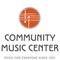 Community Music Center's logo