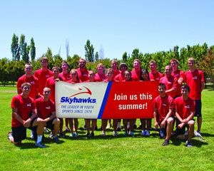 Skyhawks Sports Camps with City of Cupertino!