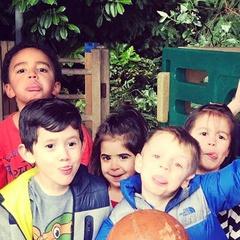 A Child Becomes Preschool Fall Open House