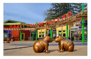Happy Hollow Park and Zoo @ Movie Night