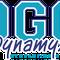 Dynamyx Gymnastics Club's logo