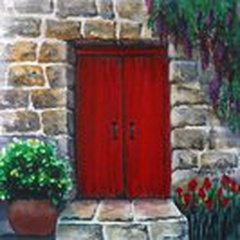 The Red Door Antiques, Vintage & More