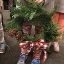 WREATH MAKING FOR FAMILIES