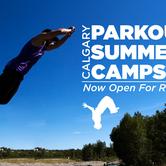 Parkour Summer Camp