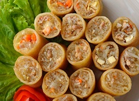 Family Cooking Classes: Spring Roll Fun