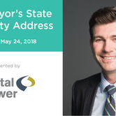 2018 Mayor's State of the City Address, presented by Capital Power