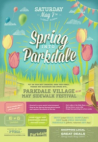 Parkdale Art Club Annual Spring Sale