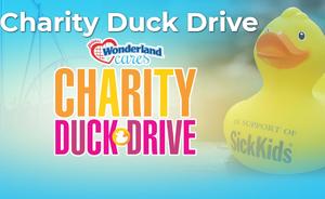 Charity Duck Drive