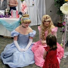 Princess Meet and Greets at the Saskatoon Family Expo