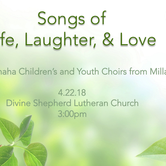 Sing Omaha presents: Songs of Life, Laughter, and Love - MILLARD K-6 choirs