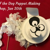 Puppet Pop-Up Studio: Year of the Dog