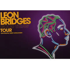 Leon Bridges – Good Thing Tour