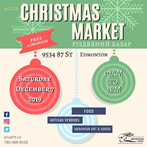 ACUA's Christmas Market