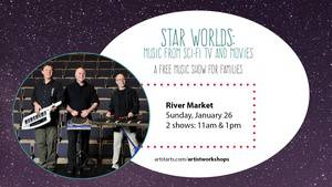 Star Worlds: Music from Sci-Fi TV and Movies
