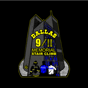 2018 Volunteer Registration for the Dallas 9/11 Memorial Stair Climb
